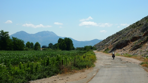 Getting lost in Albania